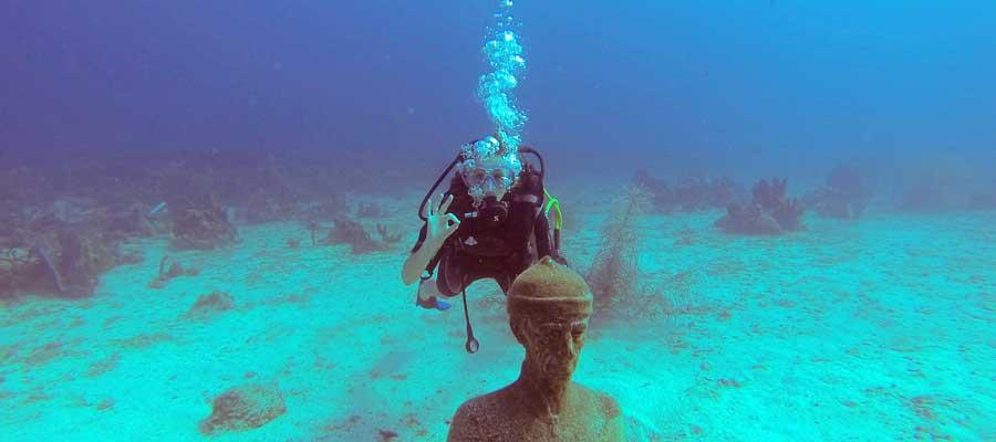 un monde sous-marin Nouvelle-Zélande