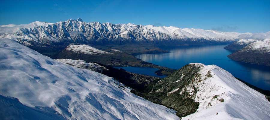 Voyagez en Nouvelle-Zélande